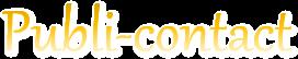 Publi-contact.net - Lettere aperte agli attori, attrici e registi